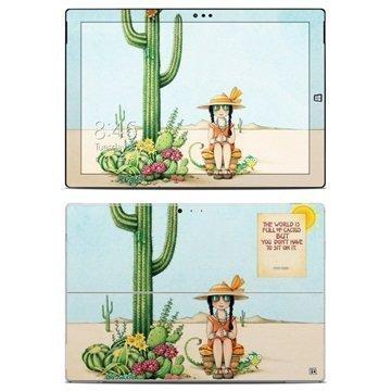 Microsoft Surface Pro 3 Cactus Skin
