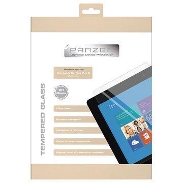 Microsoft Surface Pro 3 Panzer Suojaava Karkaistun Lasin Näytönsuojakalvo