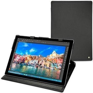 Microsoft Surface Pro 4 Noreve Tradition Nahkakotelo Perpétuelle Musta