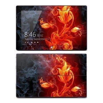 Microsoft Surface Pro Pro 2 Flower Of Fire Skin