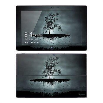 Microsoft Surface Pro Pro 2 Flying Tree Black Skin