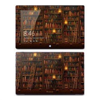 Microsoft Surface Pro Pro 2 Library Skin