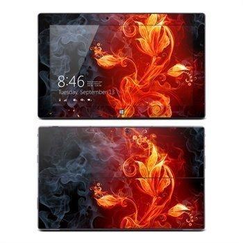 Microsoft Surface RT Flower Of Fire Skin