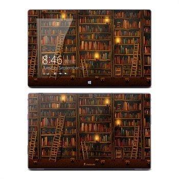 Microsoft Surface RT Library Skin