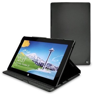 Microsoft Surface RT Noreve Tradition Leather Case Black