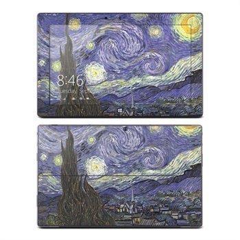 Microsoft Surface RT Starry Night Skin
