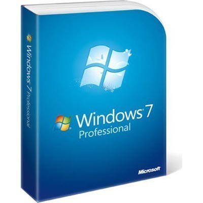 Microsoft Windows 7 Professional SP1 32-bit OEM DVD englanninkieline
