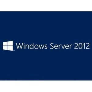 Microsoft Windows Server 2012 R2 Standard 2cpu/2vm