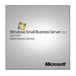 Microsoft Windows Small Business Server 2011 Cal Suite