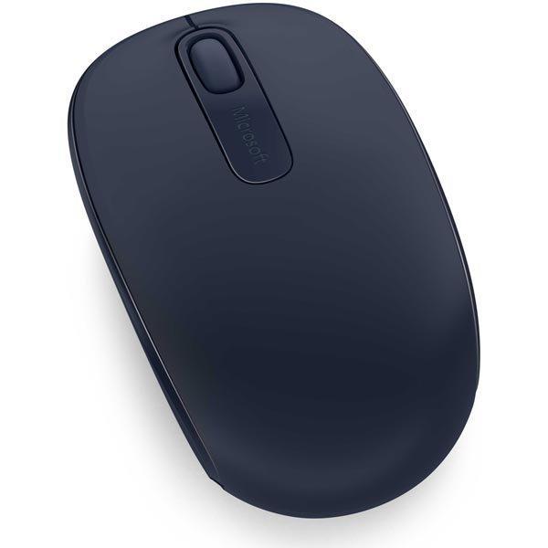 Microsoft Wireless Mobile Mouse 1850 tummansininen