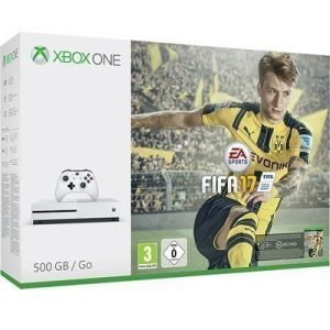 Microsoft Xbox One S Fifa 17 Bundle 500gb