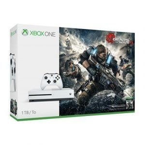 Microsoft Xbox One S Gears Of War 4 1000gb