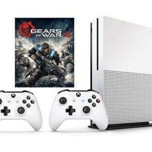Microsoft Xbox One S Gears Of War 4 + Controller 1000gb