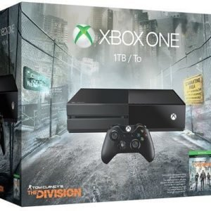 Microsoft Xbox One + The Division 1000gb