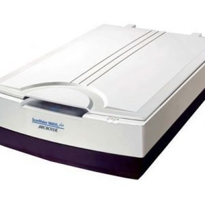 Microtek Scanmaker 9800xl Plus Silver