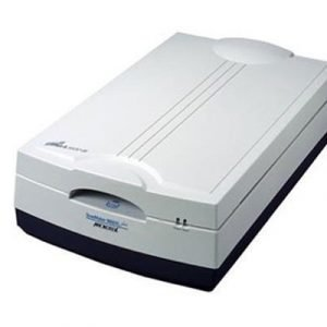 Microtek Scanmaker 9800xl Plus Silver Incl Dia Unit
