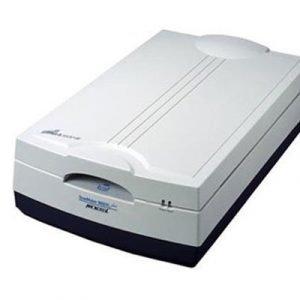 Microtek Scanmaker 9800xl Plus Silver Incl Dia Unit