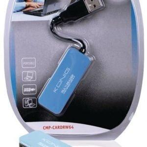 Mini USB 2.0 Kortinlukija