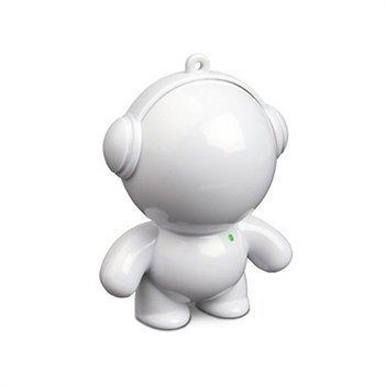 Mobi Headphonies Hi-Fi Vahvistettu MP3 Kaiutin Puristi