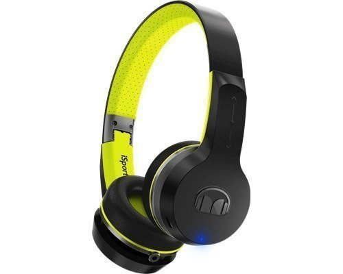 Monster Isport Freedom V.2 Wireless On-ear Headphones Green