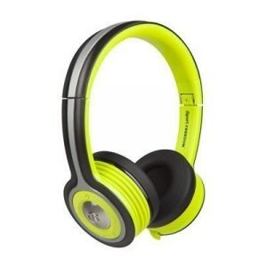 Monster Isport Freedom Wireless On-ear Headphones Green