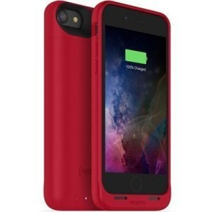 Mophie Juice Pack Air Iphone 7 Musta Punainen