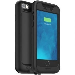 Mophie Juice Pack H2pro Iphone 6/6s Musta