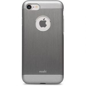 Moshi Iglaze Armour Kuori Matkapuhelimelle Iphone 7 Harmaa