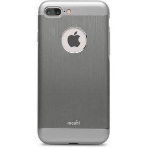 Moshi Iglaze Armour Kuori Matkapuhelimelle Iphone 7 Plus Harmaa