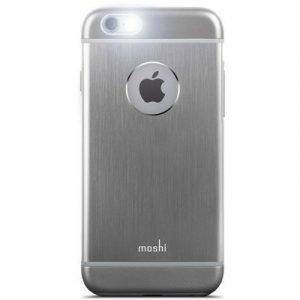 Moshi Iglaze Armour Takakansi Matkapuhelimelle Iphone 6 Plus Gunmetal Gray
