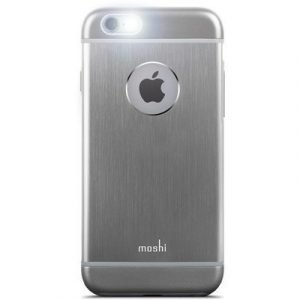 Moshi Iglaze Armour Takakansi Matkapuhelimelle Iphone 6/6s Gunmetal Gray