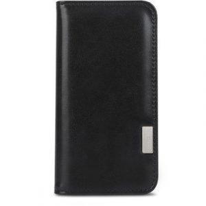Moshi Overture Wallet Läppäkansi Matkapuhelimelle Iphone 7 Charcoal Black