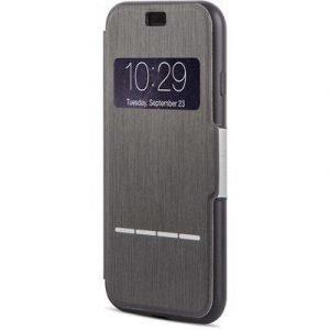 Moshi Sensecover Iphone 7 Musta Metallinen
