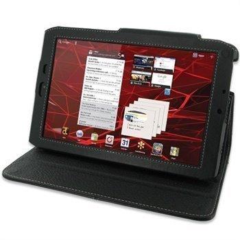 Motorola DROID XYBOARD 8.2 MZ609 PDair Leather Case 3BMO82BX2 Musta