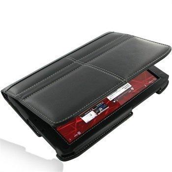 Motorola XOOM 2 Media Edition PDair Leather Case 3BMOX2BX1 Musta