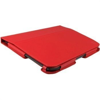 Motorola Xoom 2 iGadgitz PU Leather Case Red