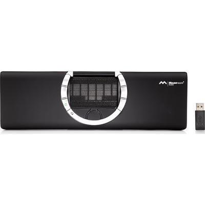 Mousetrapper Flexible langaton sisäänrak paristo 10m USB musta