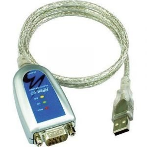 Moxa Uport 1110 Usb Serial Adapter Rs-232 Db9male 10 Cm