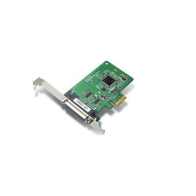 Moxa sarjaporttikortti 2xDB9 uros 16C550C PCI-Express 921 6 Kbps