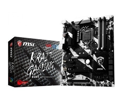 Msi B250 Krait Gaming S-1151 Atx S-1151 Atx