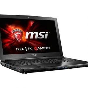 Msi Gl62 6qf Gtx 960m Core I7 8gb 128gb Ssd 15.6