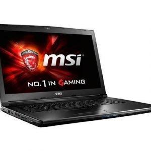 Msi Gl72 6qf Gtx 960m Core I7 8gb 128gb Ssd 17.3