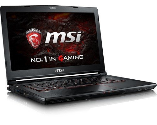 Msi Gs43vr Phantom Pro Gtx 1060 Core I7 16gb 256gb Ssd 14