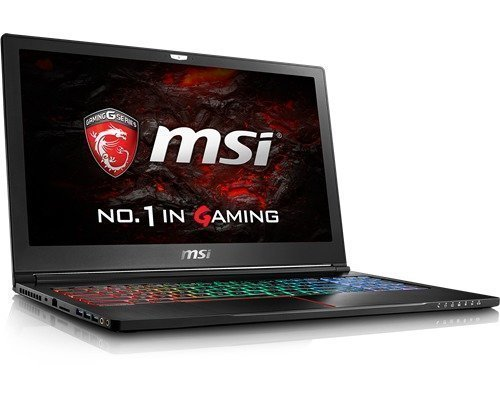 Msi Gs63vr Stealth Pro Gtx 1060 Core I7 16gb 256gb Ssd 15.6