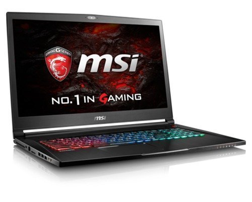 Msi Gs73vr Stealth Pro Gtx 1060 Core I7 16gb 256gb Ssd 17.3