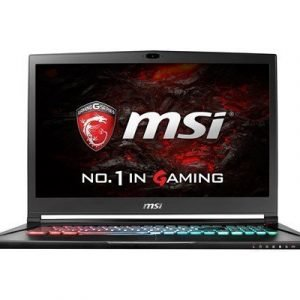 Msi Gs73vr Stealth Pro Gtx 1060 Core I7 16gb 512gb Ssd 17.3