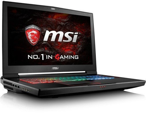 Msi Gt73vr Titan Gtx 1070 Core I7 16gb 256gb Ssd 17.3