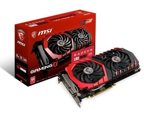 Msi Rx 480 Gaming X 8gb