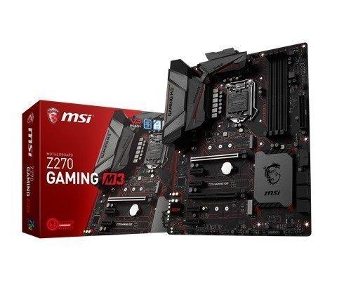Msi Z270 Gaming M3 S-1151 Atx