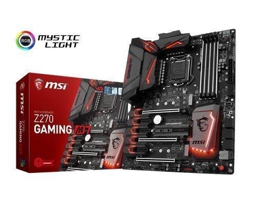 Msi Z270 Gaming M7 S-1151 Atx S-1151 Atx